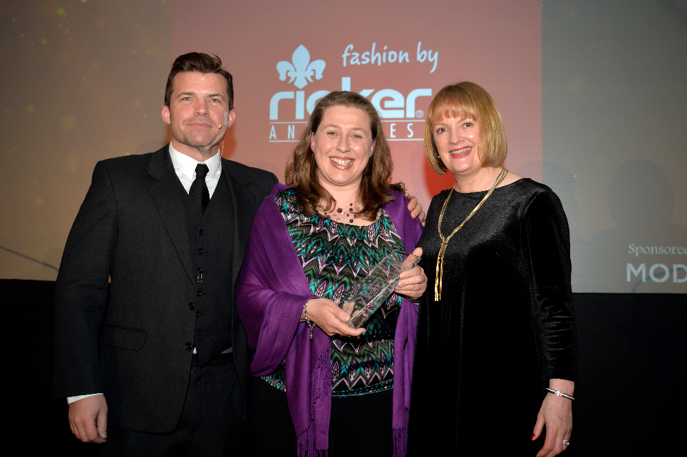 Ladies' Footwear Brand of the Year