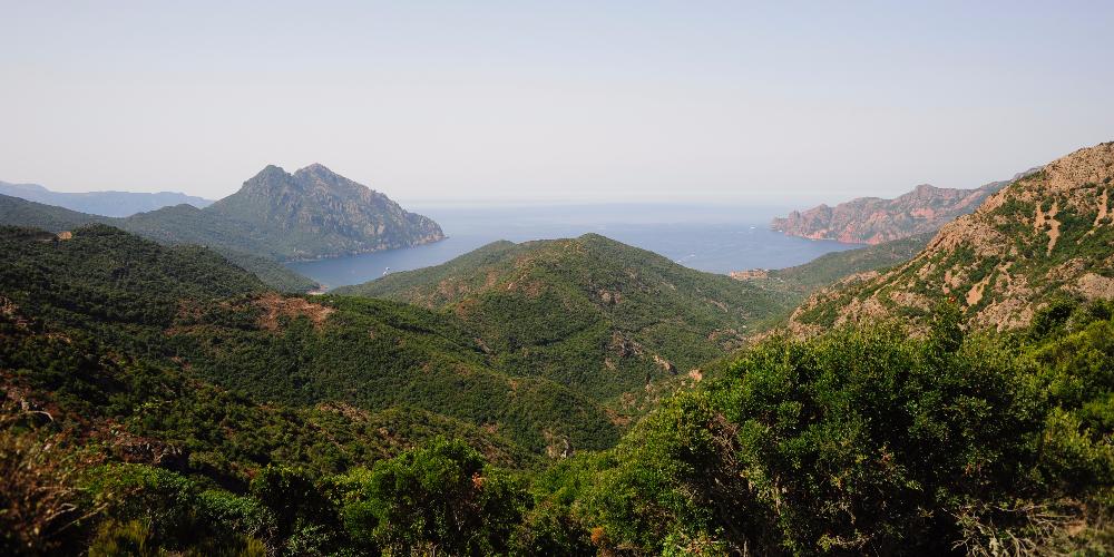 GR20 Corsica