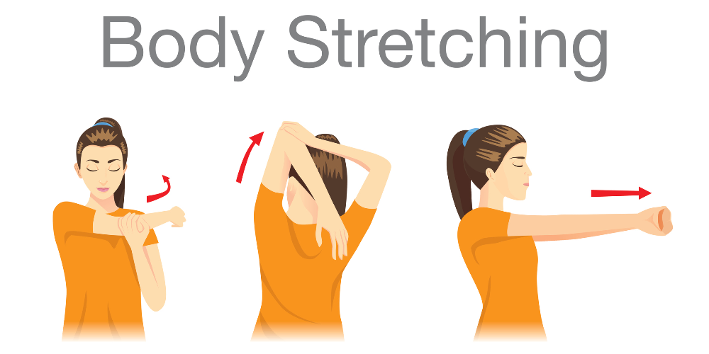 Bad Posture: Stretching Techniques