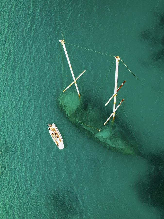 Shipwrecks: Sunken Secrets of the UK Coast - Rieker Blog