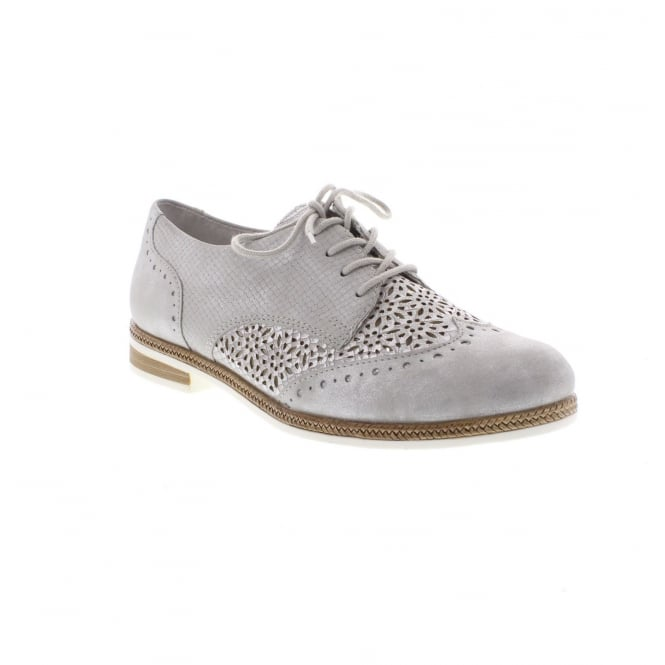 Remonte D2601-90 Silver/Platinum Ladies' shoes