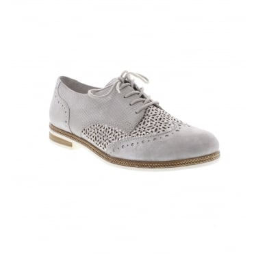 D2601-90 Silver/Platinum Ladies' shoes