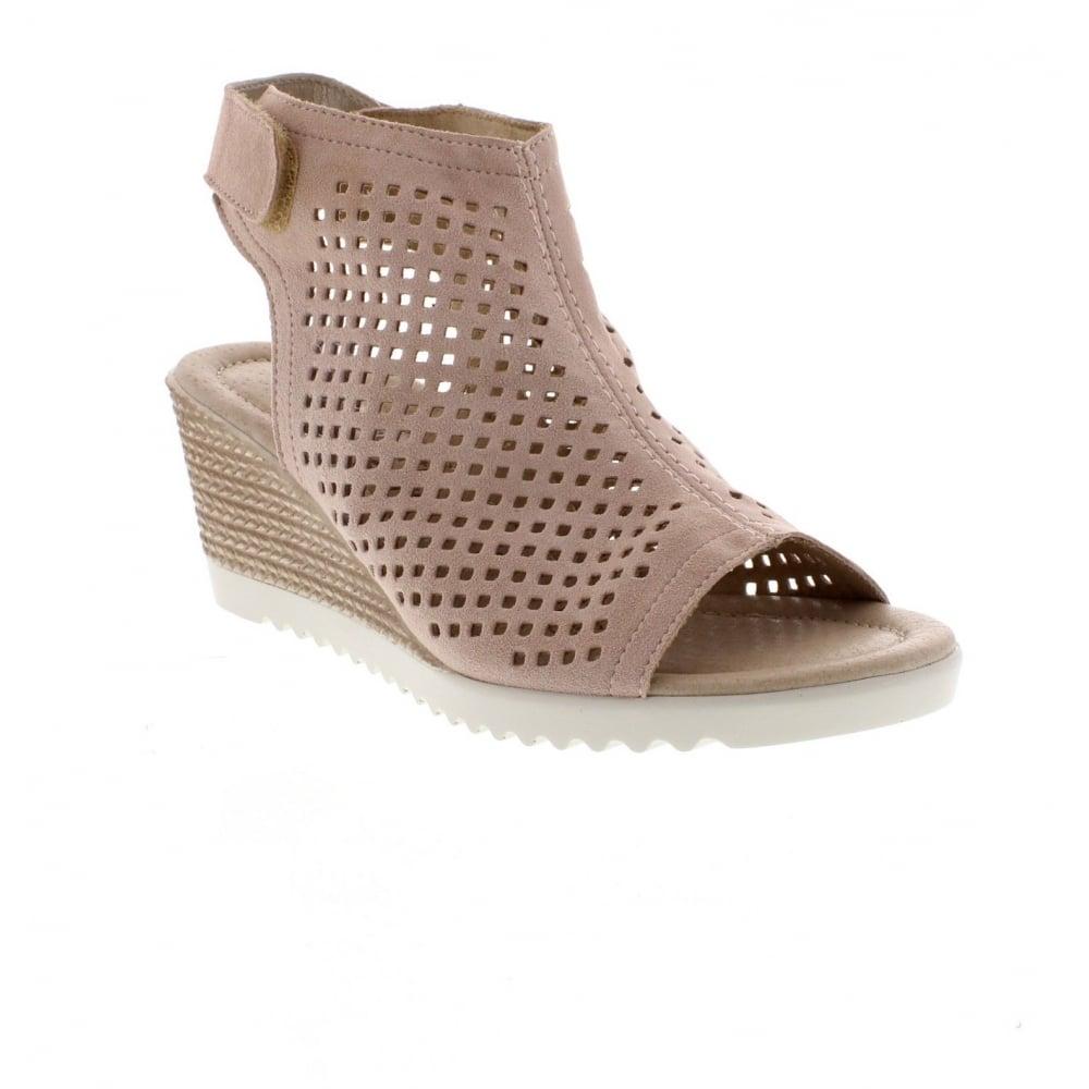 bc0af19023b D3470-31 Ladies pink sandals