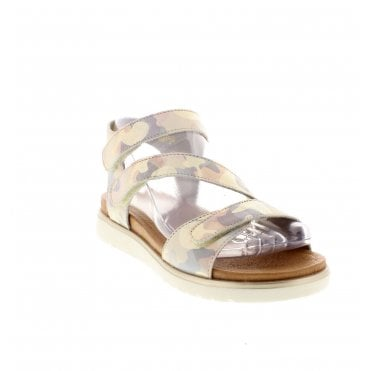 D4057-90 Ladies Multi Colour Sandals cfb7a59c9c