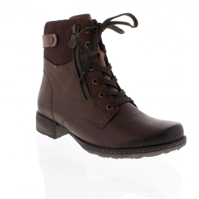 Remonte D4379-25 Womens brown ankle boot