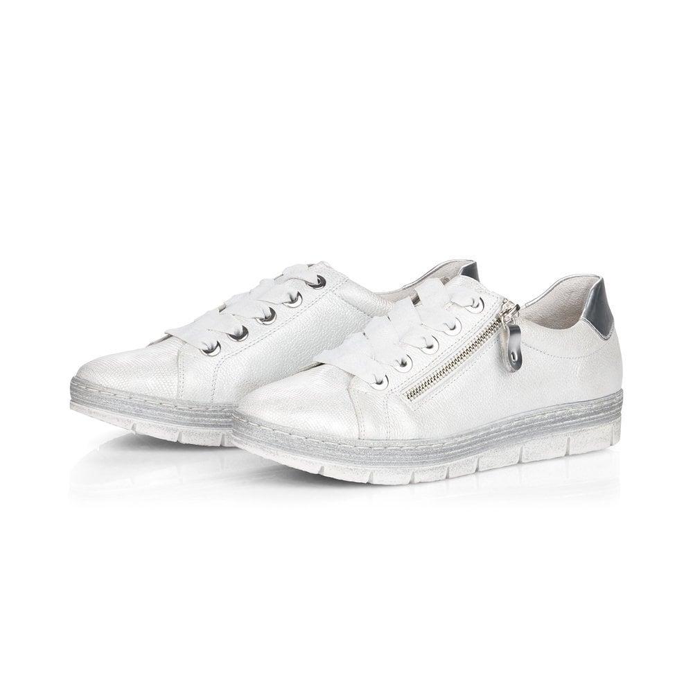 Remonte D5803-97 Ladies Silver/Platinum