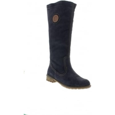 Remonte R3388-13 Blue boot