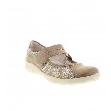 01e1abf1 R3510-91 Ladies Pale Gold Shoes Sale · Remonte ...