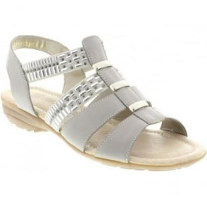 Remonte R3644-42 Grey Combination sandal