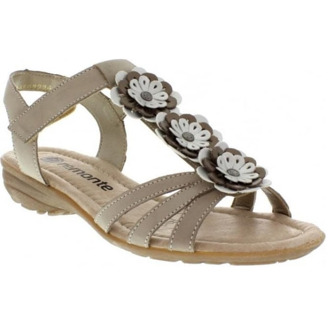 Remonte R3657-25 Ladies Brown Combination