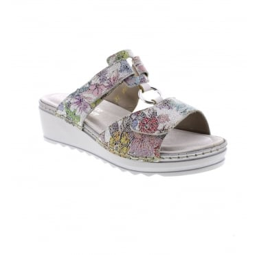 R6050-90 Ladies' Wedge Sandals