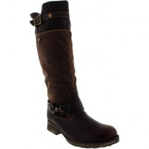 Remonte R6286-25 Brown boot