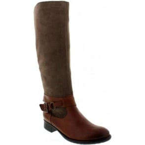 Remonte R6471-25 Brown boot