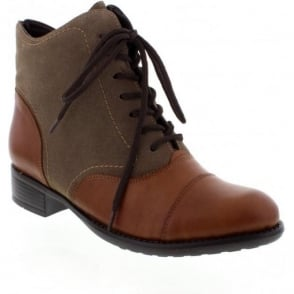 Remonte R6479-24 Brown boot