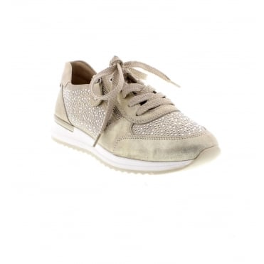Remonte R7008-60 Ladies' gold Remonte Soft shoes