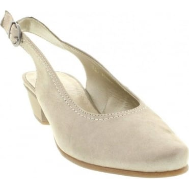 Remonte R7103-42 Ladies Grey Sling Back