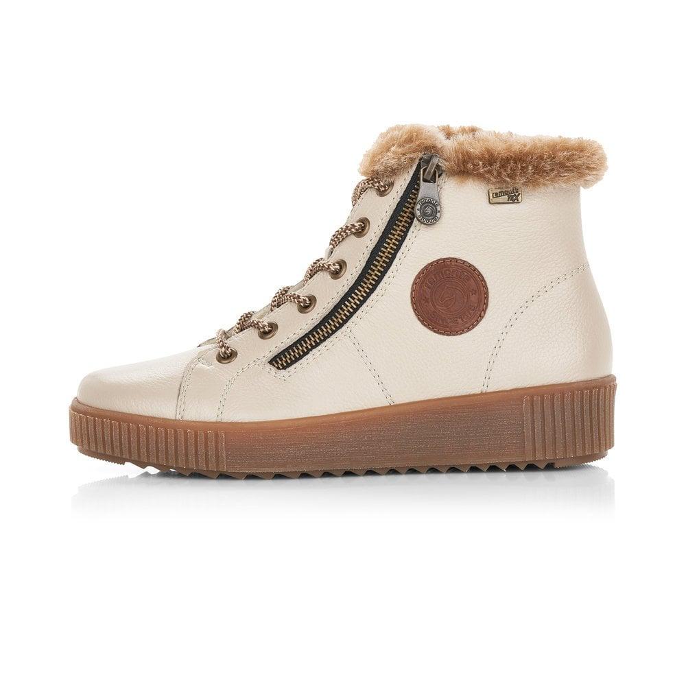 Details about  /Ladies Remonte Zip Ankle Boots D6870