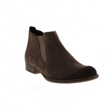 Remonte R9370-25 Ladies Brown Ankle Boot