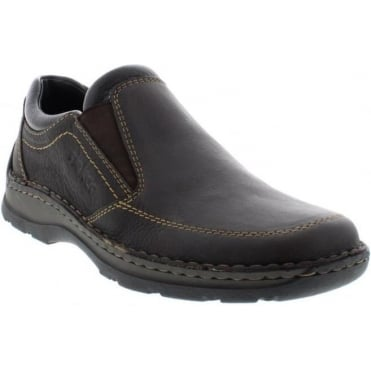 Rieker 05369-25 Brown Combination shoe