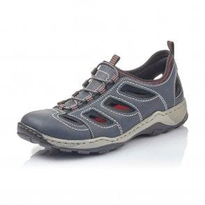 26596 25 Mens brown slipper