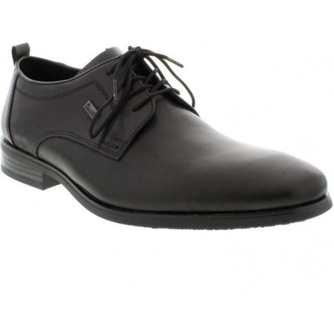 Rieker 10620-00 Mens Black Lace Up shoes
