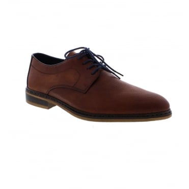 11415-24 Men's Brown Lace Up shoes