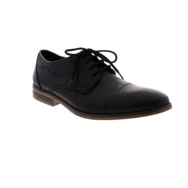 11615-00 Men's Black Lace Up shoes