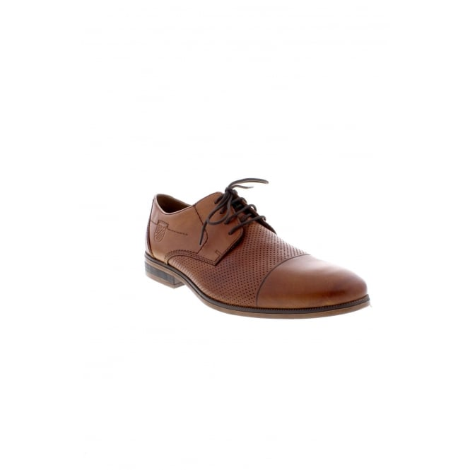 Rieker 11615-24 Lace brown Men's shoes