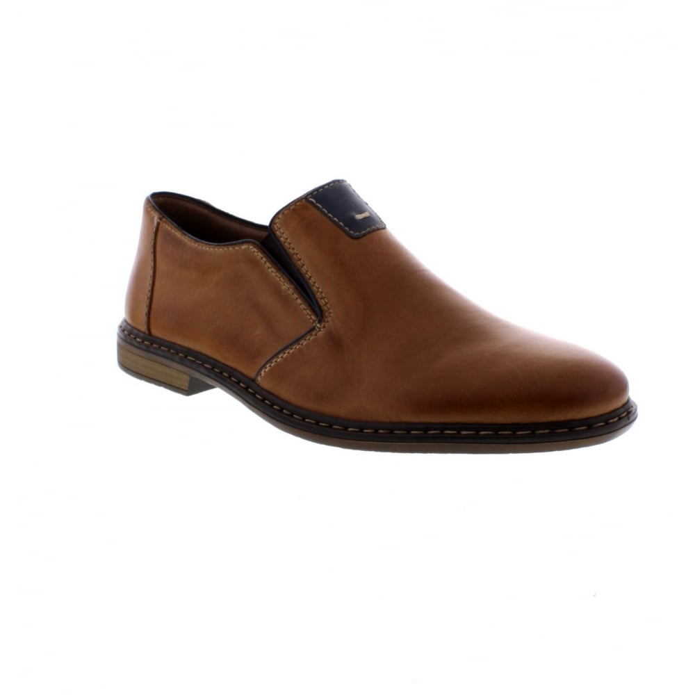 Rieker Mens Wide Fitting Shoes
