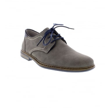 Rieker 134A7-40 Men's grey shoes