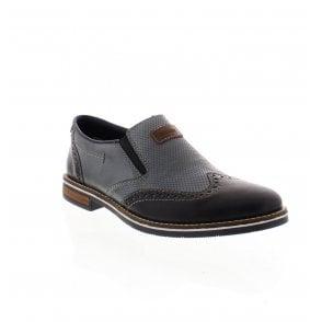 f5db730e9739 Rieker 22098-24 Men s Brown Slip On Sandals - Rieker Mens from Rieker UK