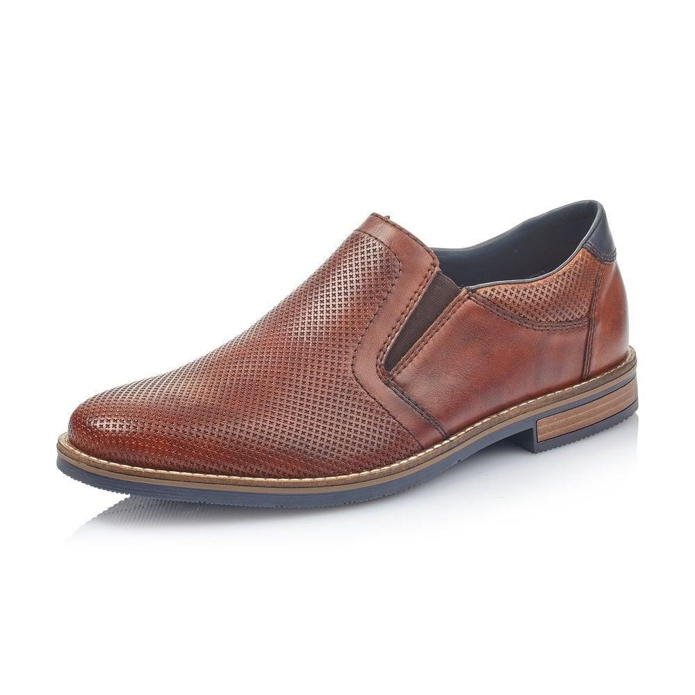 Rieker 13571-24 Men's Brown Slip On