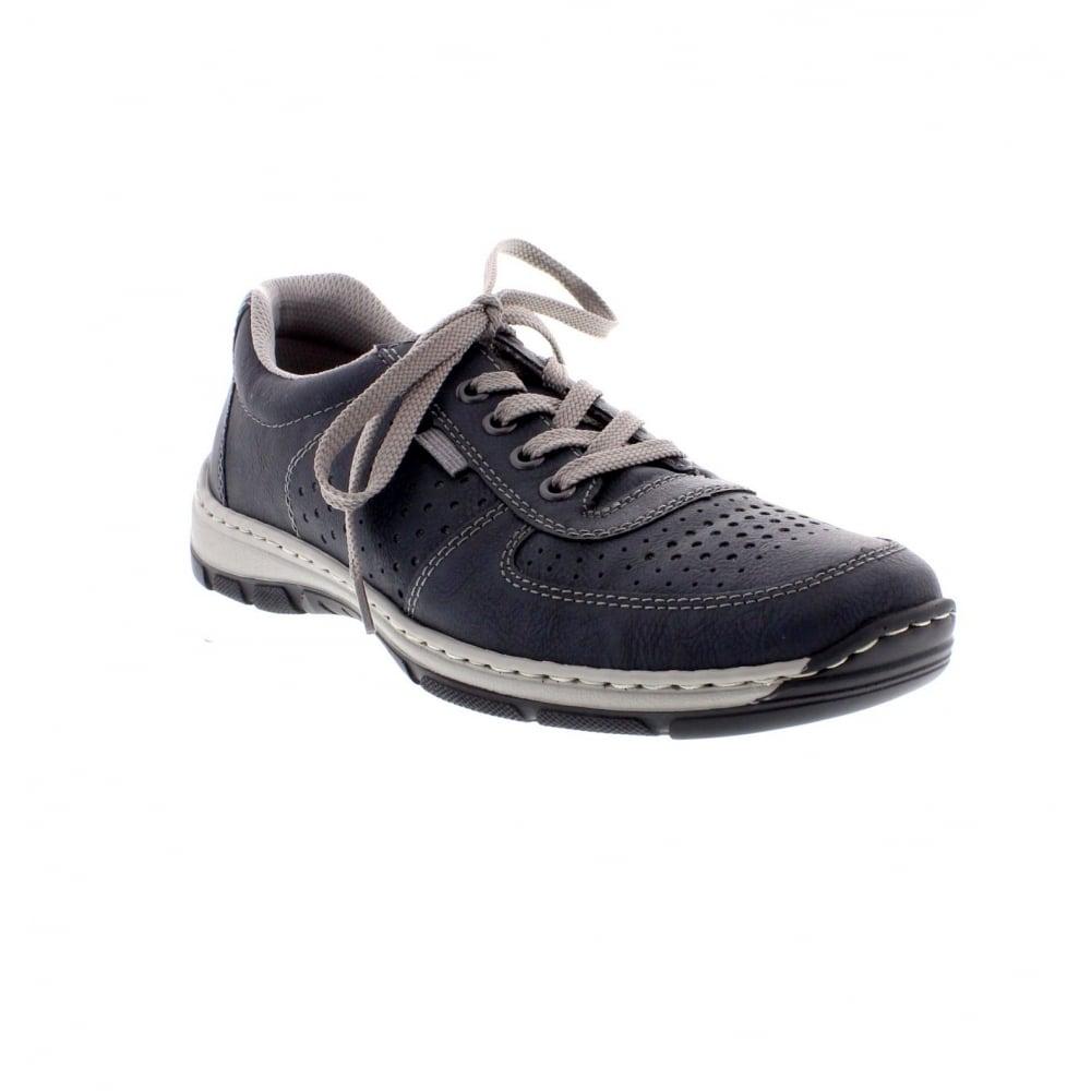 Rieker 15225 14 Mens Lace Up Casual Shoes Rieker Mens