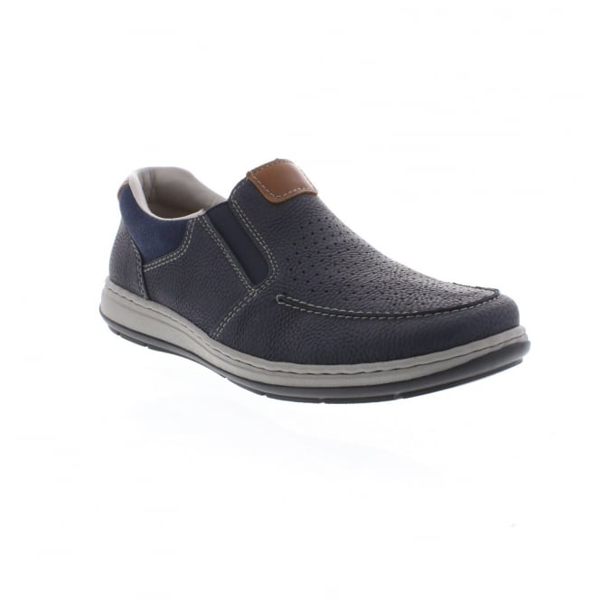 Rieker 17375-14 Men's Slip on shoes