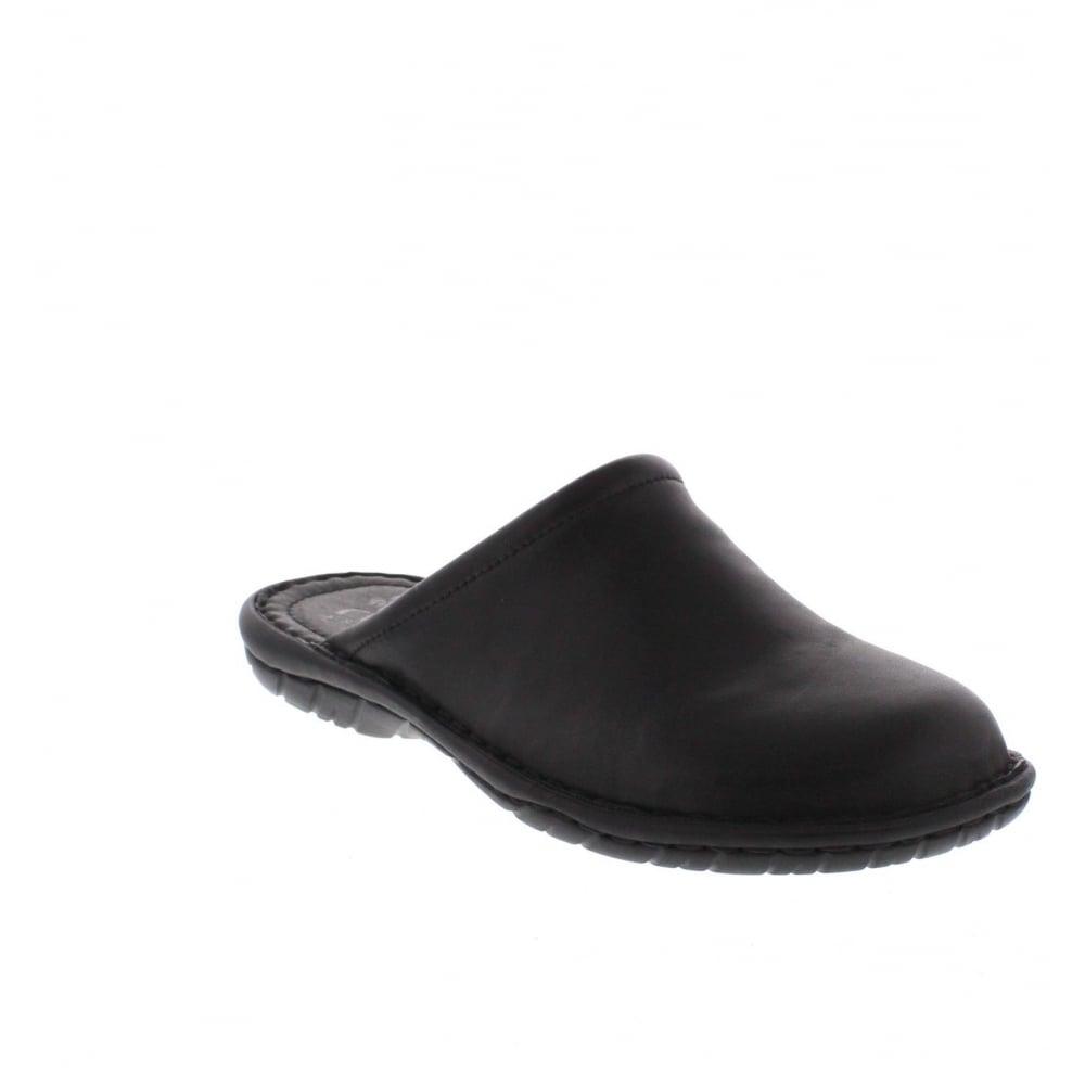 2cfc6089082d2 Rieker 26596-00 Mens black Slip on sandals - Rieker Mens from Rieker UK