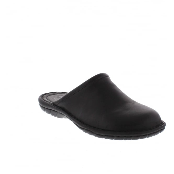Rieker 26596-00 Mens Black Slipper