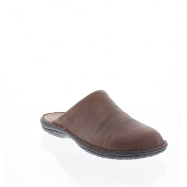Rieker 26596-25 Mens brown slipper