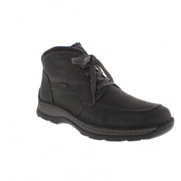 Rieker 32332-45 Mens Grey Ankle Boot