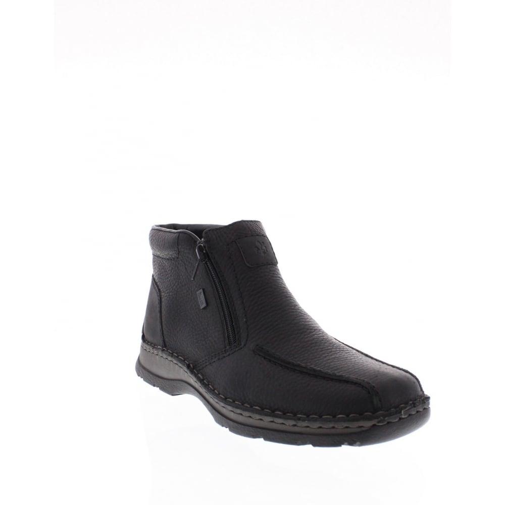 Rieker 32363-00 Mens black Rieker 'Tex' boot Sale