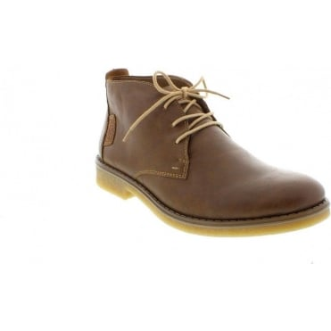 Rieker 33810-24 Brown boot