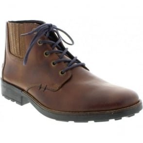 Rieker 36013-25 Brown boot