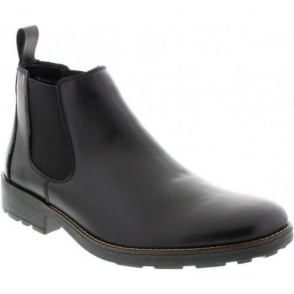 Rieker 36082-00 Black boot