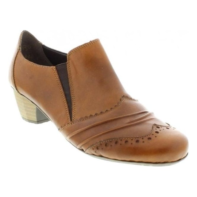 Rieker 41730-24 Brown shoe
