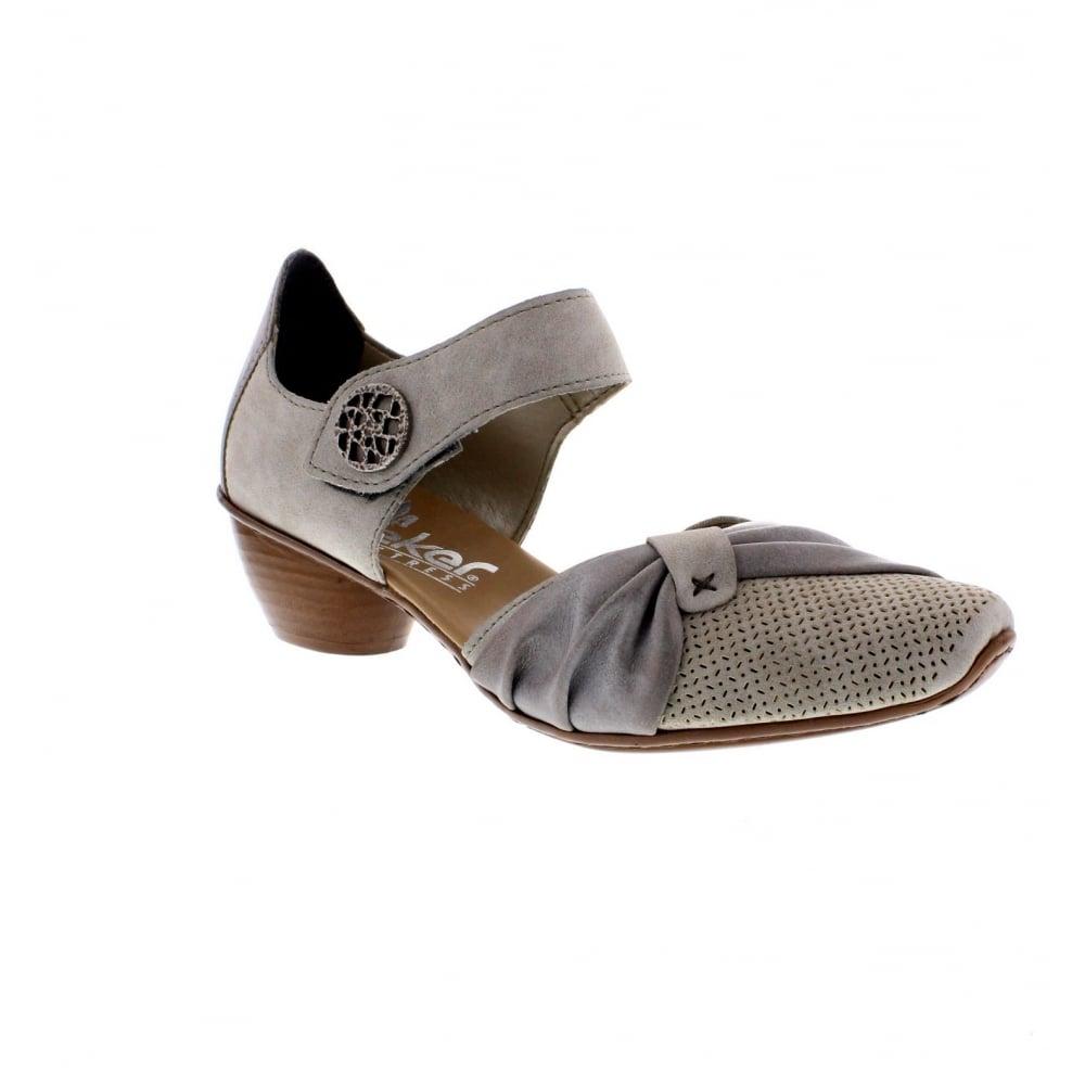 36376bd19 Rieker 43721-41 Grey Ladies shoes - Rieker Ladies from Rieker UK