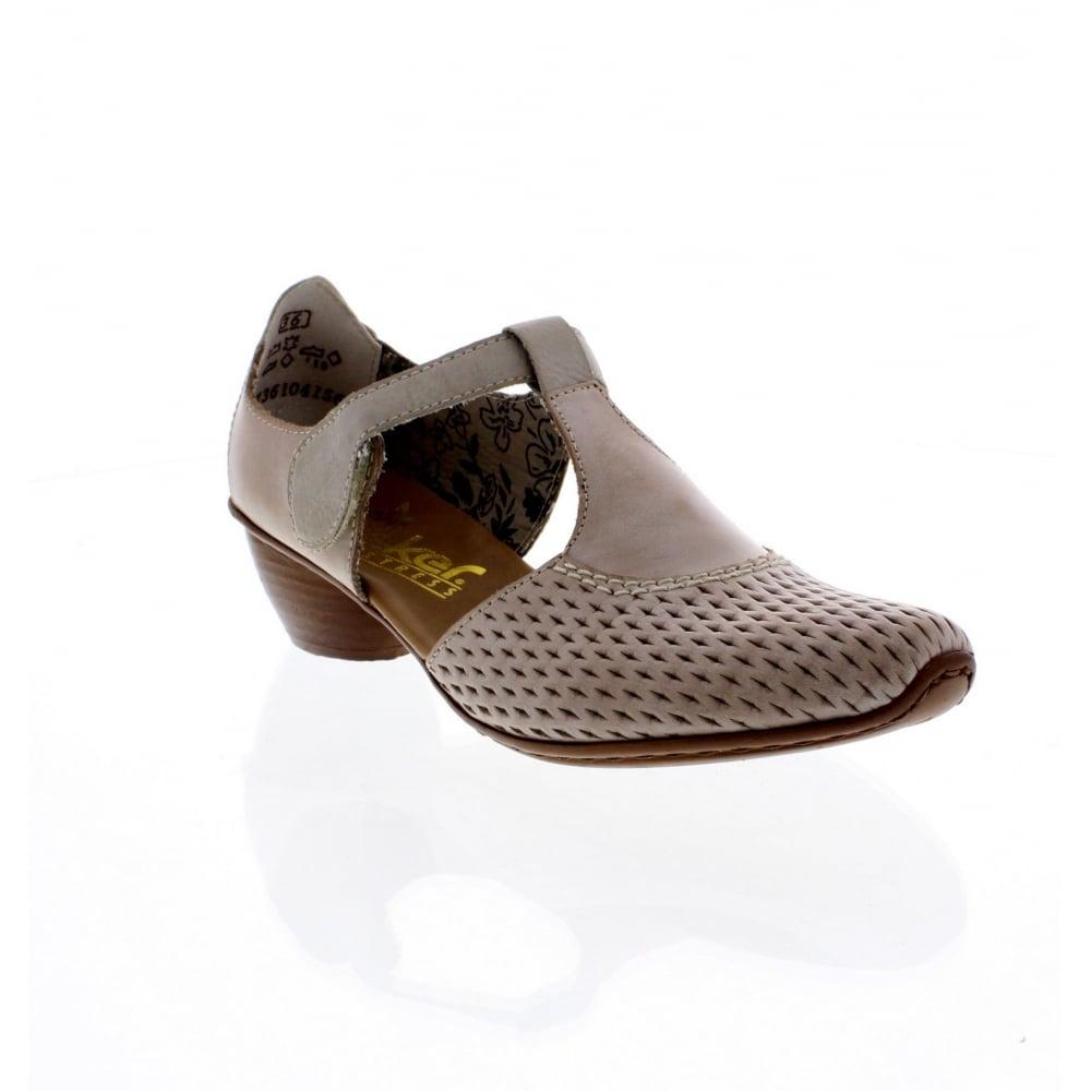 1506b60bcf64 Rieker 43736-40 Ladies Low heel shoes - Rieker Ladies from Rieker UK