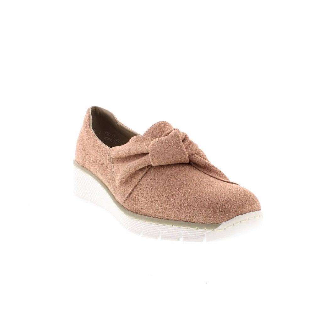 537Q4 31 Ladies Rose Slip On Shoes