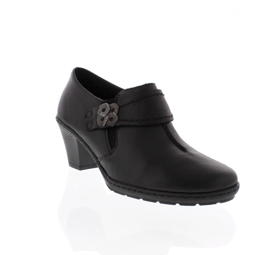 Rieker Black Shoe Boot