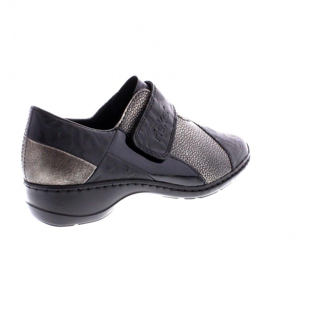Black Ladies' 00 Combination Shoes 58354 LUVzqSMpG