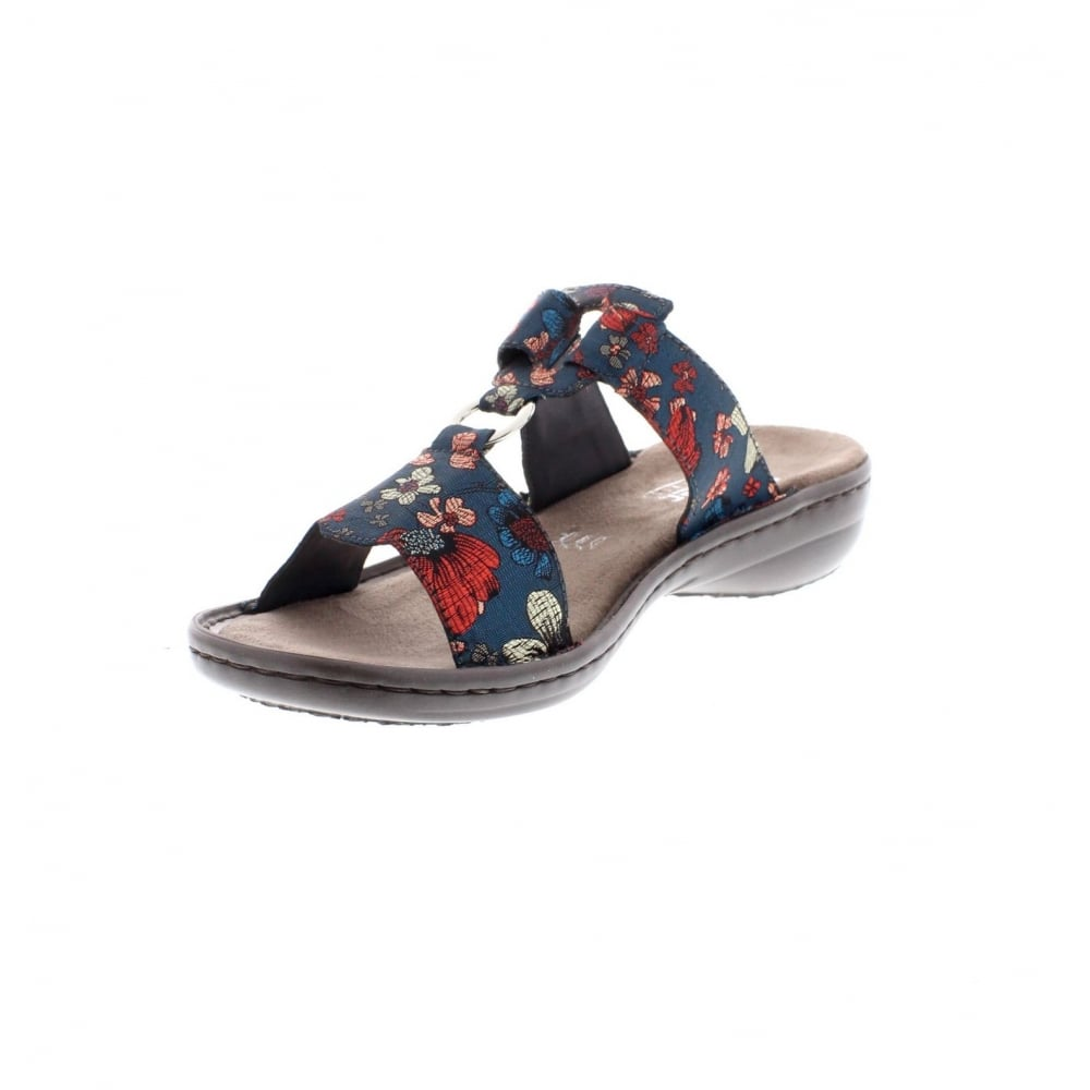 Ladies Rieker Sandals /'608A0/'