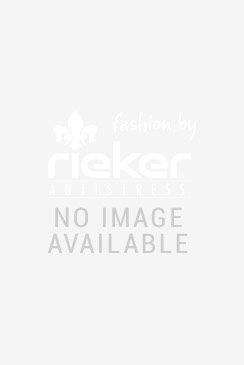 Rieker 65972-82 Ladies white combination Velcro sandals
